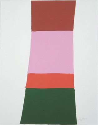 Nice Pink, 1965 - Jack Bush