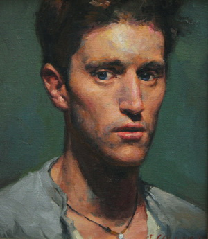 Peter, 1990 - Jacob Collins