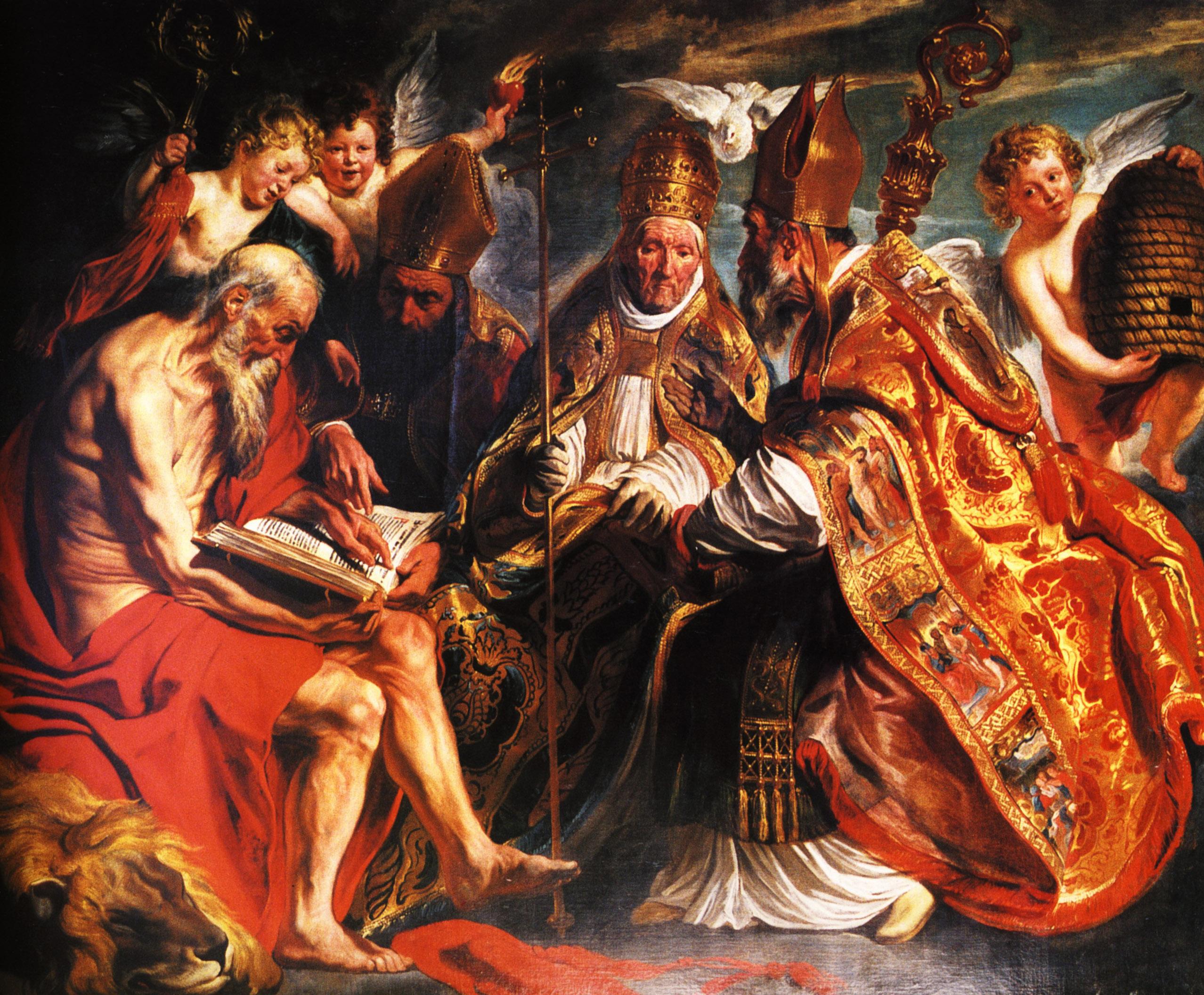 Classic Paintings - Religious