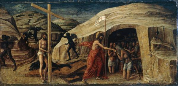 Christ's Descent into Limbo - Jacopo Bellini