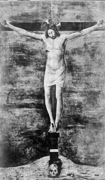 Crucifix - Jacopo Bellini