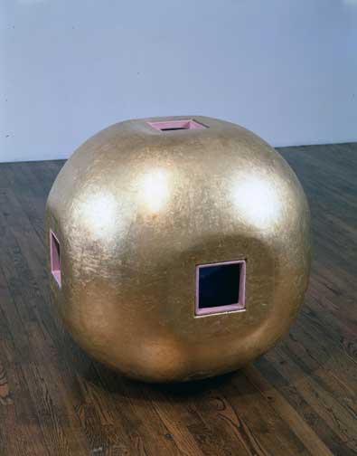 Gold Piece, 1987 - Jacqueline Winsor