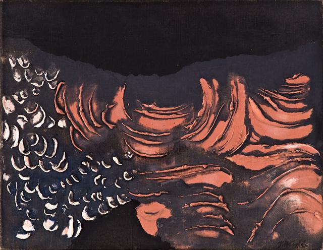 Fleur de peau, 1966 - Jacques Hérold