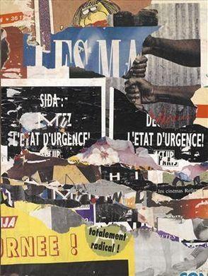 Place du 18 juin 1940, 1992 - Jacques Villeglé