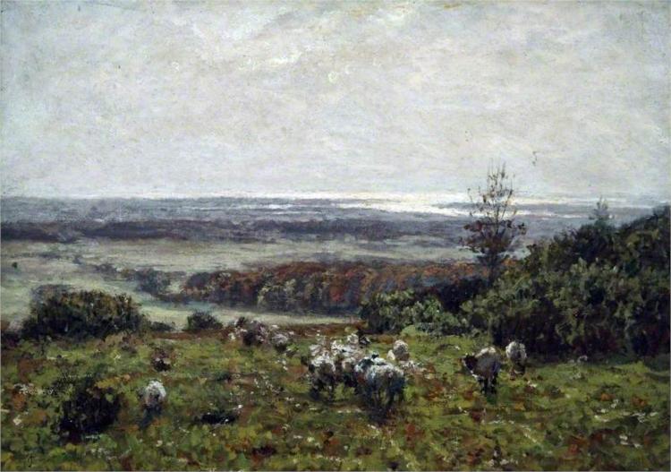 Landscape - James Charles