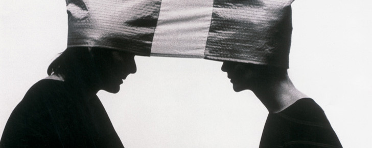 Two in a Hat, 1968 - James Lee Byars