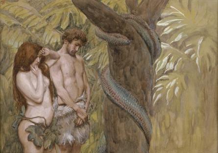 God's Curse, c.1896 - c.1902 - James Tissot