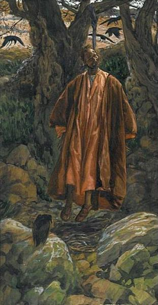 Judas Hangs Himself, illustration for 'The Life of Christ', c.1886 - c.1896 - James Tissot