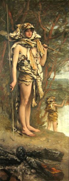 PrehistoricWomen, 1895 - James Tissot