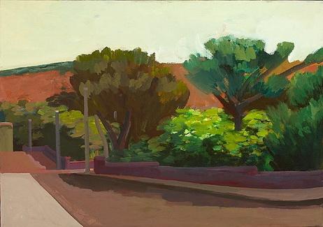 Sonoma Landscape, 1966 - James Weeks