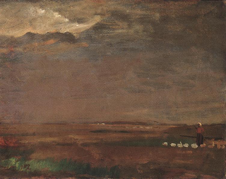 Autumn Morning, 1907