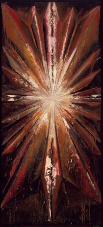 The Jewel - Jay DeFeo