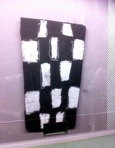 Reproductie Lang Checkerboard, 2011 - JCJ Vanderheyden