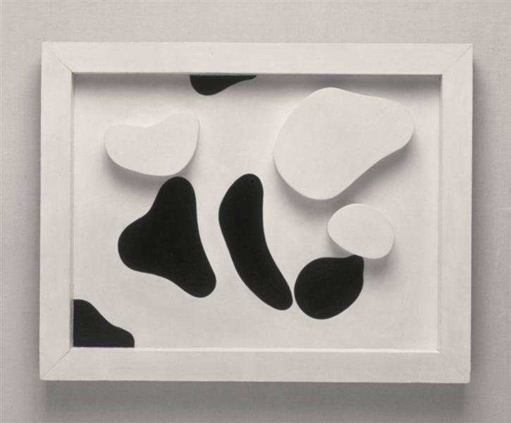 Constellation According to the Laws of Chance - Jean Arp