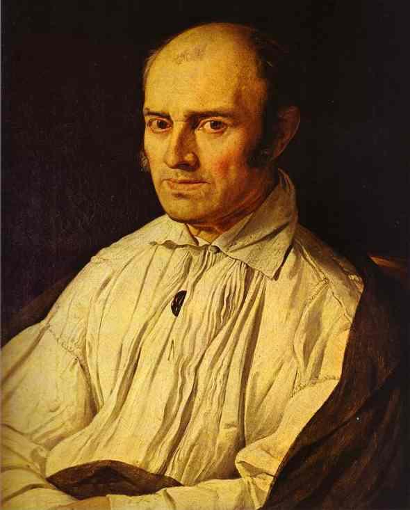 Portrait of Frédéric Desmarais, 1805