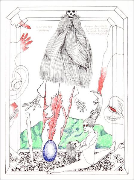 Veilleuse - Jean-Claude Silbermann