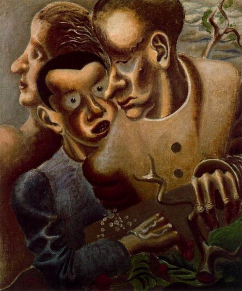 Lecciones Botanica, 1924 - 1925 - Jean Dubuffet