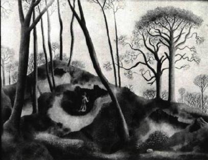 L'Ermite de Meudon, 1933 - Jean Hugo