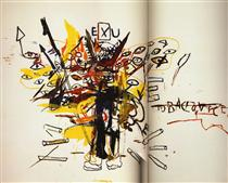 Exu - Jean-Michel Basquiat