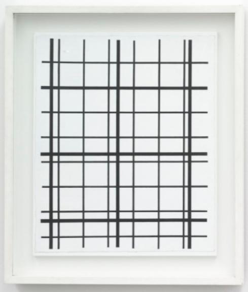 Premiere étude pour Noirlac, 1975 - Jean-Pierre Raynaud