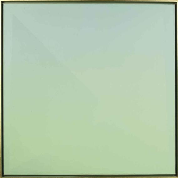 Schimmen (Petite Peinture), 1975 - Jef Verheyen
