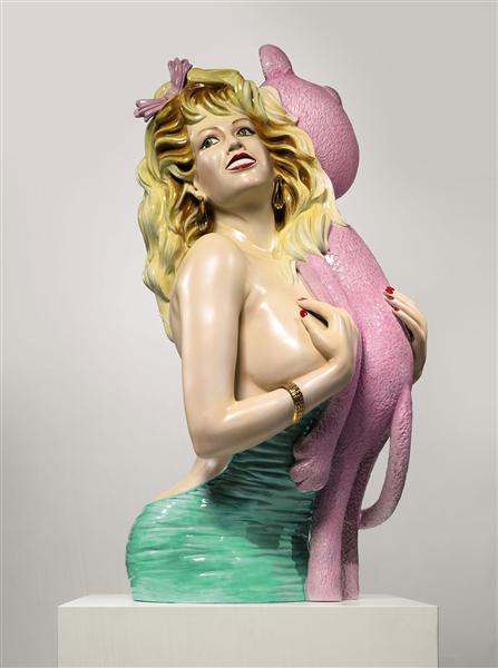 Pink Panther - Jeff Koons