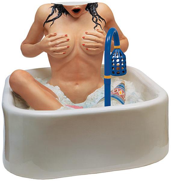 Woman in Tub, 1988 - Jeff Koons