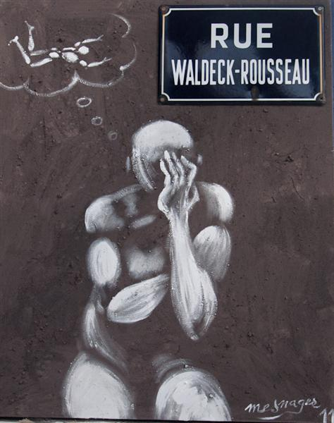 Rue Waldeck-Rousseau - Jerome Mesnager