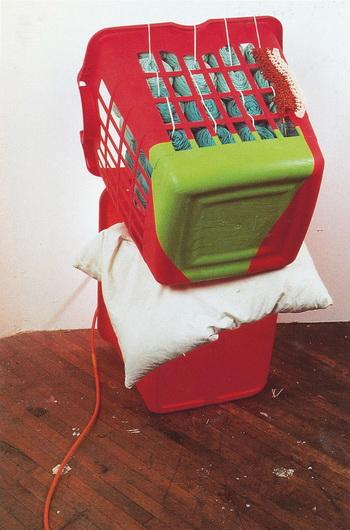 Untitled, 1994 - Jessica Stockholder