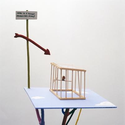Garçon, Garou, Gargouille, 1994 - Jimmie Durham