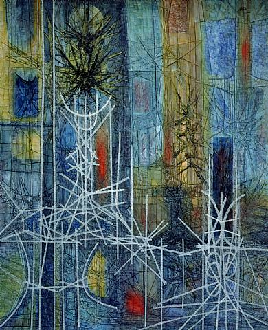 Recollections and Silence, 1962 - Jimmy Ernst