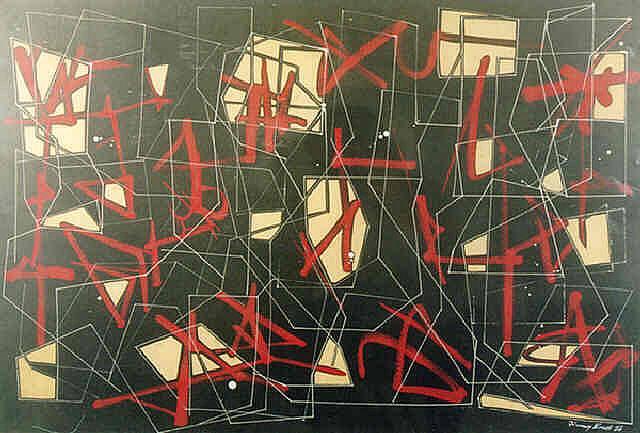 Synapse, 1950 - Jimmy Ernst