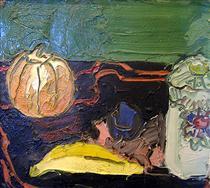 Untitled - Joan Brown