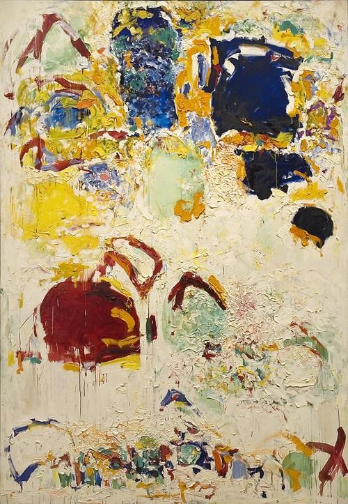 Diabolo (neige et fleurs), 1969