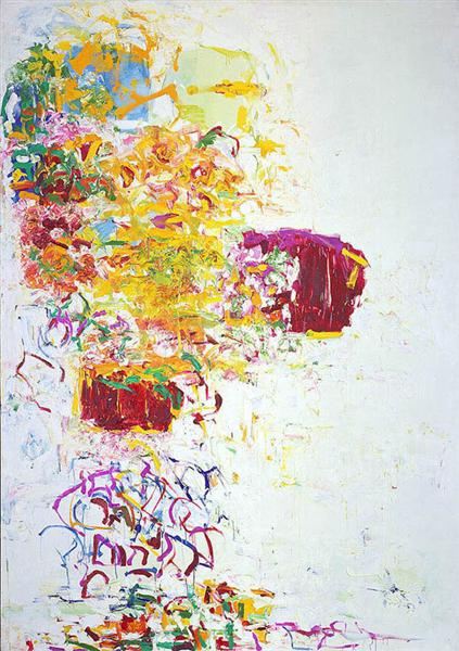 Sunflower III, 1969 - Joan Mitchell