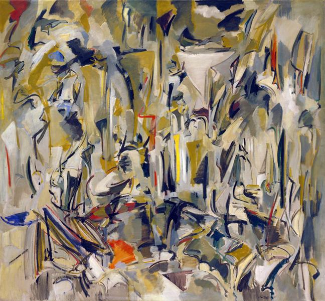 Untitled, 1951 - Joan Mitchell