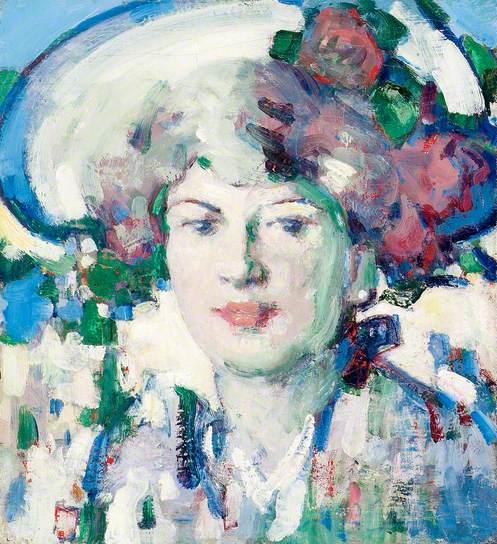 In the Sunlight, 1907 - John Duncan Fergusson
