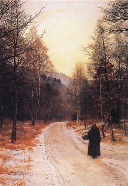 Glen Birnam, 1891 - John Everett Millais