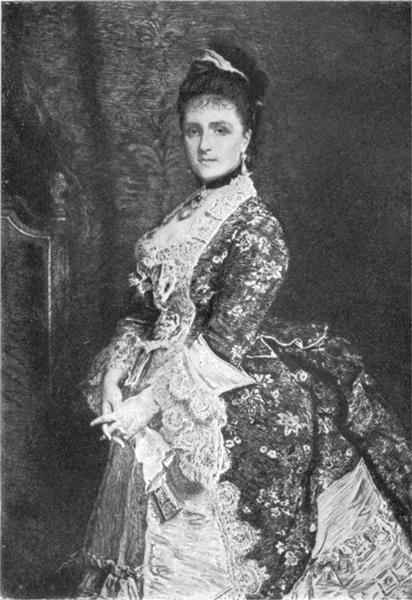 Madame Bischoffsheim - John Everett Millais