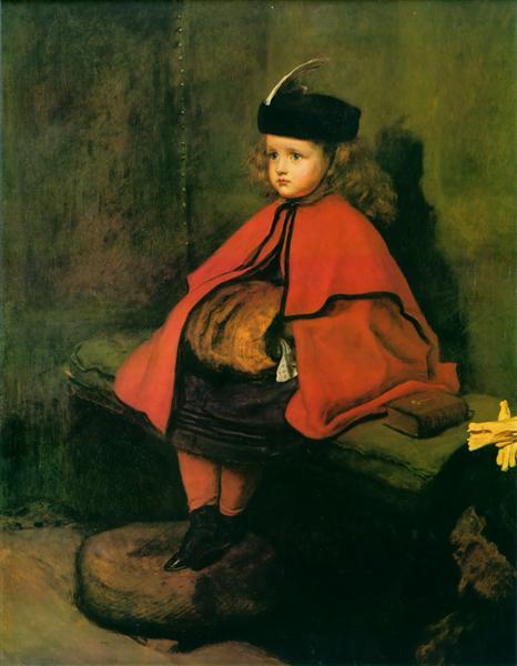 My First Sermon, 1862 - 1863 - John Everett Millais