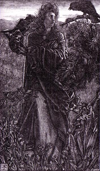 Once a Week - John Everett Millais