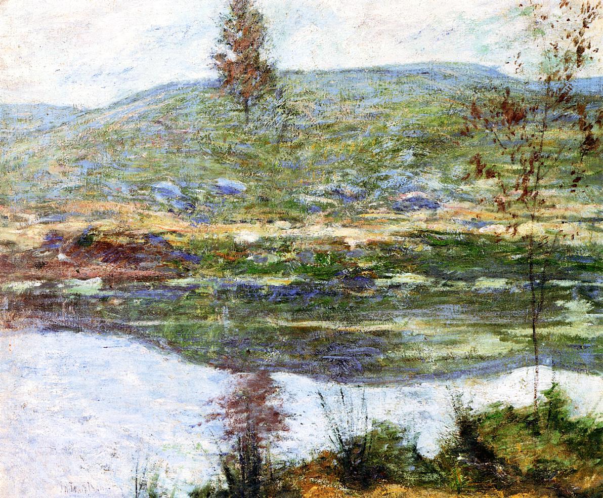 Autumn-Mists, 1889-1902