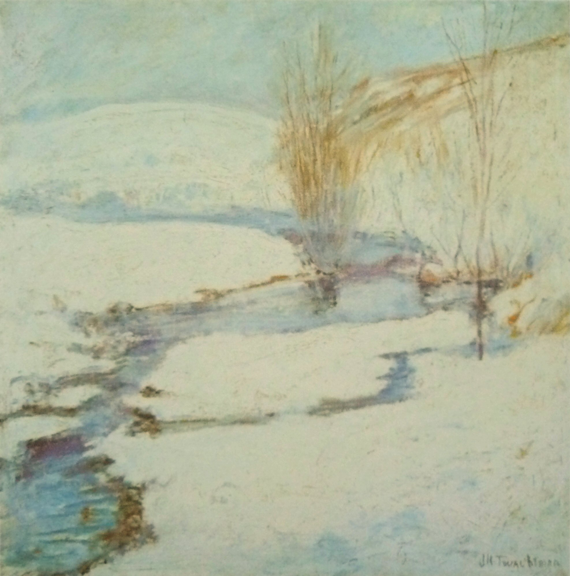 Winter Landscape, 1890-1900
