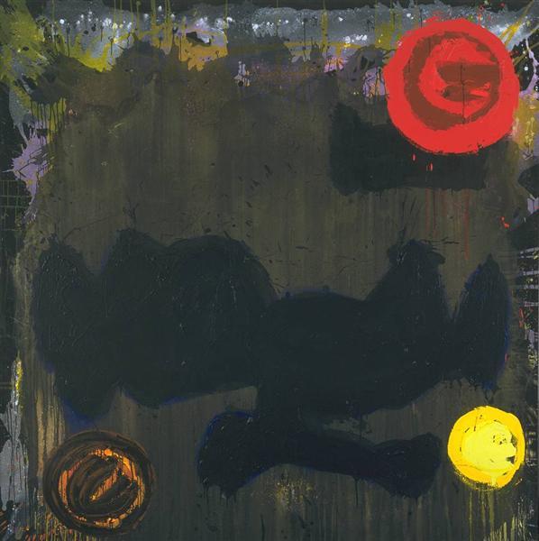 Gadal 10.11.86 - John Hoyland