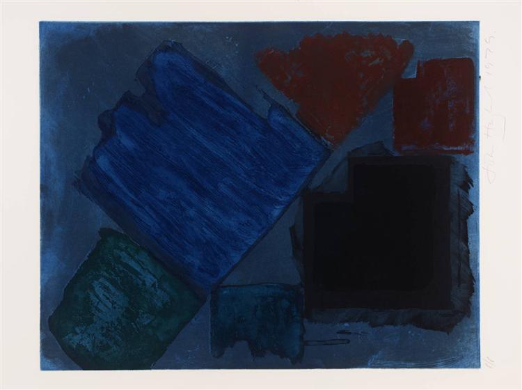 Splay, 1979 - John Hoyland