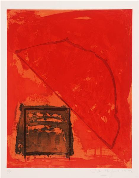 Trace, 1979 - John Hoyland