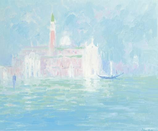 Venice Light - John Miller