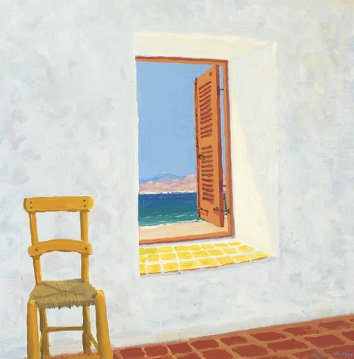 Yellow Chair - John Miller