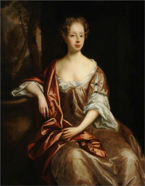 Barbara Bellasis, 1690 - John Riley