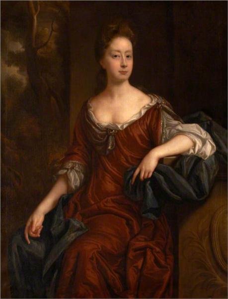 Mary Morice of Wirrington, 1682 - John Riley